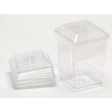 Cubic  cup covers