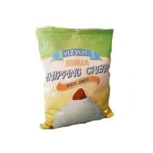 Vizyon whipping cream powder