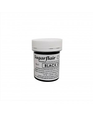 Sugarflair Extra Black Food Color