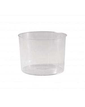 Dessert Bowls With Lid 210ml - 100pcs