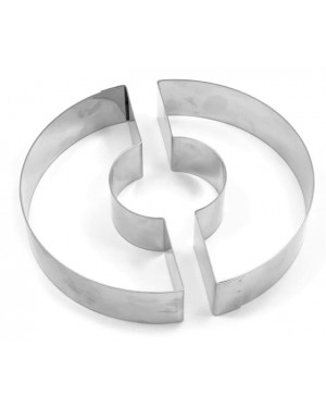 Duetto-C Shaped Ring