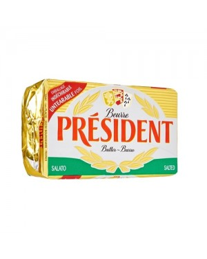 President Butter - Salted 200g (Available Only for Store Pick-Up)