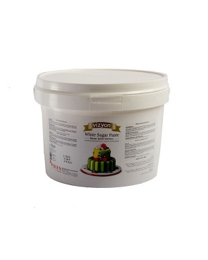 White Sugar Paste - 6kg