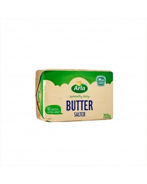 Arla Butter - Salted 200g (Available Only In-Store)