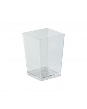 Cubic Dessert Cups 175ml - 100pcs