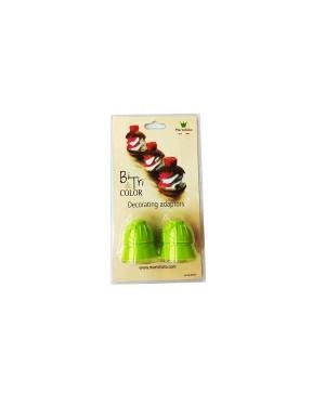 Bi & Tri colour piping tip adapter.