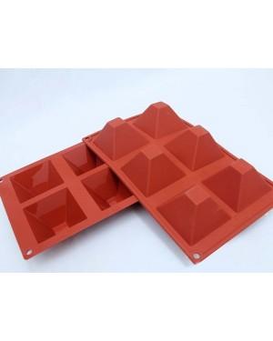 Pyramid Silicon Baking Mould