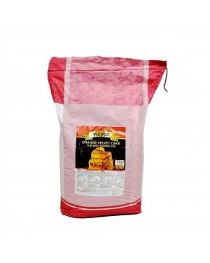 Orange Velvet Cake Mix - 10kg
