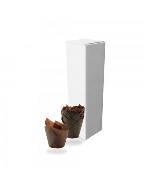Tulip Muffin Cases (Brown) - 225pcs